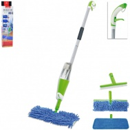 Mop 3 koncovky + palicu GREEN
